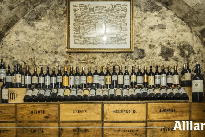 Collection de bonnes bouteilles : conserver son vin